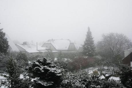 Winter: Freitag, der 13.