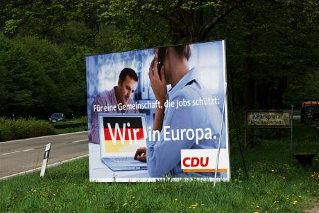Wir: in Europa - Für eine Gemeinschaft, die Jobs schützt