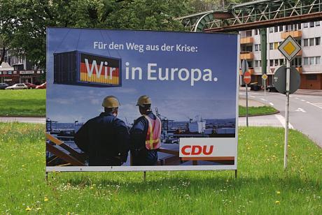 Für den Weg aus der Krise: Wir in Europa