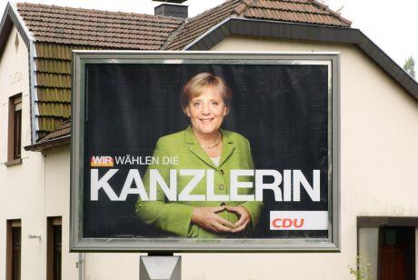 Wir wählen die Kanzlerin: (aus dem Jahre 2009)