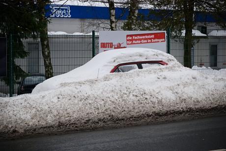 wo habe ich mein Auto nur geparkt?