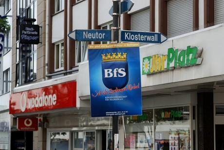 Wohin des Weges: Werbung und Information